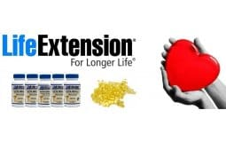 Ιχθυέλαια LIFE EXTENSION