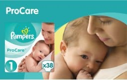 PAMPERS PROCARE PREMIUM PROTECTION (ΝΕΑ ΣΕΙΡΑ)