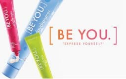 [BE YOU.]