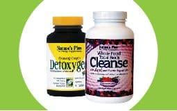 Φυτικές Ίνες - Καθαρισμός - Αποτοξίνωση NATURE'S PLUS