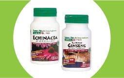 NATURE'S PLUS Herbal Actives (Βότανα Τιτλοδοτημένης Ισχύος)