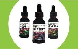 NATURE'S PLUS Herbal Actives Liquid Suspensions