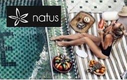 Αντιηλιακή Προστασία NATUS MARRAKECH