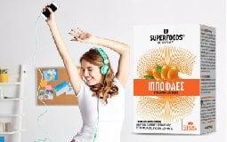 ΕΝΕΡΓΕΙΑ & ΑΝΤΟΧΗ SUPERFOODS