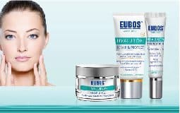 EUBOS Σειρά με Υαλουρονικό Οξύ (Hyalouron)