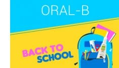 Oral B- Back To School