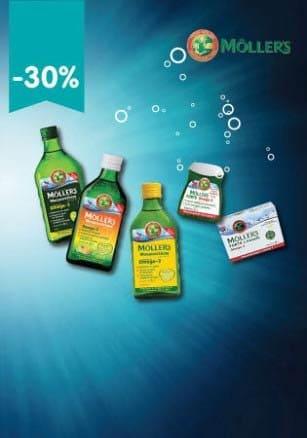 Απο τη θάλλασα στο μπουκάλι σας, πλούσιο σε ω-3 λιπαρά οξέα και βιταμίνη D με -30%
