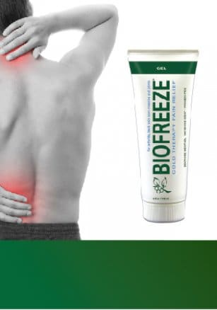 "Image of ""Biofreeze, gel for muscle and body pain, 25% off"""