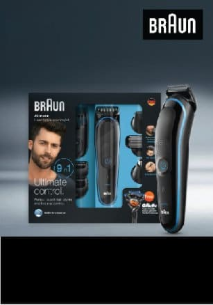 "Image of ""New Braun trimmers!"""