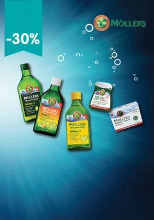 From the sea to your bottle, rich in omega and vitamin D -30%