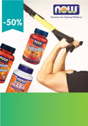 "Image of ""NOW Sports, High Quality Food Supplements for Athletes!"""