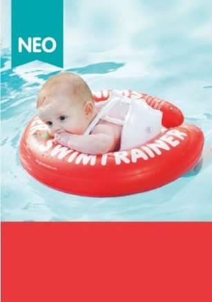 Το καλύτερο εκπαιδευτικό σωσίβιο για να μάθουν να κολυμπούν!