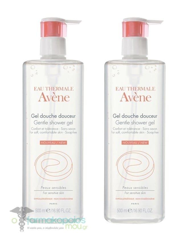 Avene Eau Thermale Gel Douche Douceur PROMO Υποαλλεργικό Τζελ Καθαρισμού  για Ευαίσθητα Δέρματα 82148cd5f87