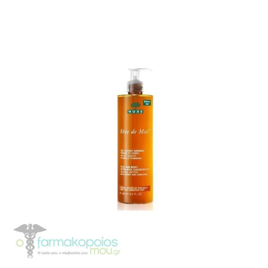 Miel facial cleansing gel