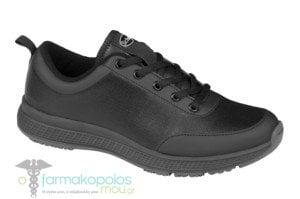 Scholl Professional Energy Plus Man Black Ανδρικό Ανατομικό Παπούτσι για  απαιτητικούς επαγγελματίες 74fe0c0d424