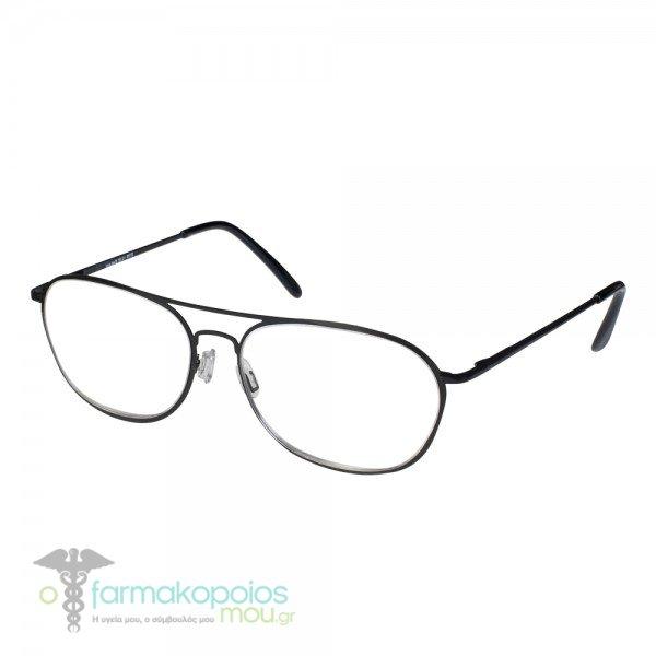 Vitorgan EyeLead Ε158 Unisex Γυαλιά Πρεσβυωπίας Μεταλλικά σε Μαύρο Χρώμα 550c25d1021