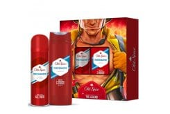 Old Spice Whitewater Fireman PROMO PACK με Whitewater Deodorant Spray Ανδρικό Αποσμητικό Σπρέι, 150ml & Whitewater Shower Gel Αφροντούς, 250ml