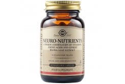 Solgar Neuro Nutrients Σύμπλεγμα αμινοξέων & άλλων διατροφικών στοιχείων, 60caps