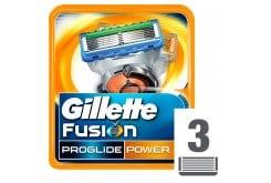 Gillette Fusion Proglide Power Ανταλλακτικά, 3 τμχ