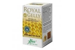 Aboca Royal Gelly Bio 480mg Συμπλήρωμα Διατροφής με Βιολογικό Βασιλικό Πολτό, 40 tabs