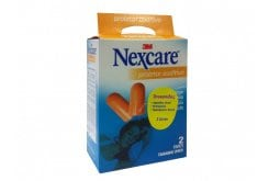3M Nexcare Protetor Auditivo Ωτοασπίδες απο Αφρώδες Υλικό 2 ζεύγη
