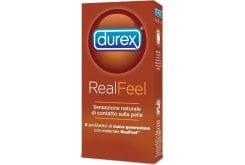 """Εικόνα του """"Durex RealFeel, 6 τμχ """""""