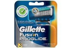 """Εικόνα του """"Gillette Fusion Proglide , ανταλλακτικές κεφαλές 3 τμχ """""""