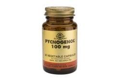 """Εικόνα του """"Solgar Pycnogenol 100mg Πυκνογενόλη,30caps """""""