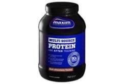 """Εικόνα του """"Maxim Multi Source Protein  Πρωτείνη με Γεύση Σοκολάτα, 750 gr """""""