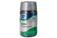 Quest Valerian 83mg Extract, 90 ταμπλέτες
