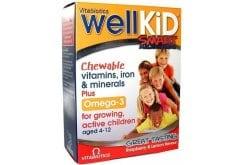 Vitabiotics Wellkid , 30 μασώμενες ταμπλέτες