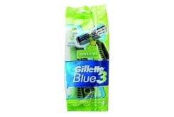 """Εικόνα του """"Gillette Blue 3 Sensitive, 4 τμχ """""""