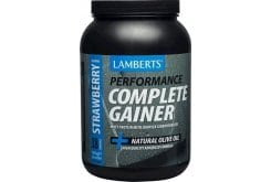 LAMBERTS Performance Complete Gainer Strawberry, 1816gr