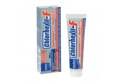 Intermed Chlorhexil-F Toothpaste, 100 ml