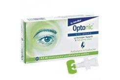 """Εικόνα του """"Intermed Optonic Drops, 10 αμπούλες μίας χρήσης """""""
