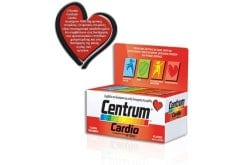 CENTRUM Cardio Complete from A to Zinc, 60 tab