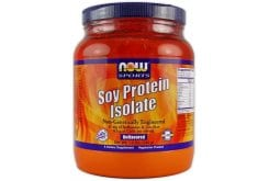 Now Soy Protein Isolate Pure Unflavored (Non GMO) Vegetarian, 544.8 gr