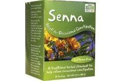 Now Senna Caffeine free, 24 φακελάκια