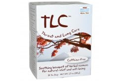 Now TLC (Throat & Lung Care), Caffeine free, 24 φακελάκια