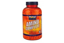 Now Amino Complete 750 mg, 360 caps