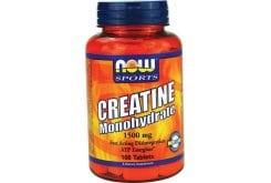 """Εικόνα του """"Now Creatine Monohydrate 1500 mg (Vegetarian), 100 tabs """""""