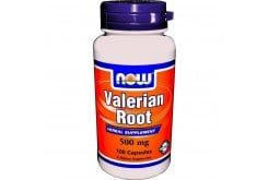 "Εικόνα του ""Now Valerian Root 500 mg, 100 caps """