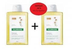 "Εικόνα του ""2 x Klorane Shampoo with Chamomile, 2 x 400ml """