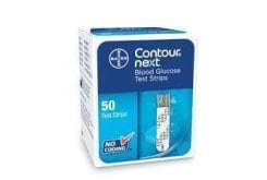 Ascencia Contour Next, test strips 50pcs