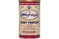 "Εικόνα του ""Solgar Whey to Go Protein Chocolate Powder ,454gr """