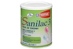 Γιώτης Sanilac 3, 400gr