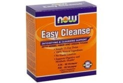 Now Easy Cleanse  A.M. & P.M., 2x60 caps