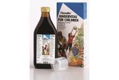 Power Health Kindervital 100% Φυσικό Πολυβιταμινούχο Σιρόπι, 250ml