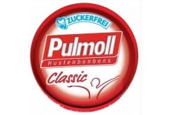 Pulmoll, candies and cough drops with herbs 50g