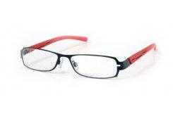 Vitorgan EyeLead E120 Ανδρικά Γυαλιά Πρεσβυωπίας, Μεταλλικά σε Μαύρο-Κόκκινο χρώμα. Συνοδεύεται από μαλακή θήκη με κορδόνι & πανάκι καθαρισμού, 1 τμχ - 0.75